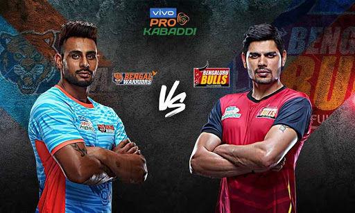 Pro Kabaddi League 2019 Live Match Score: Bengal Warriors vs Bengaluru Bulls