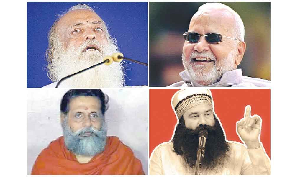 Put an end to sexual abuse by godmen
