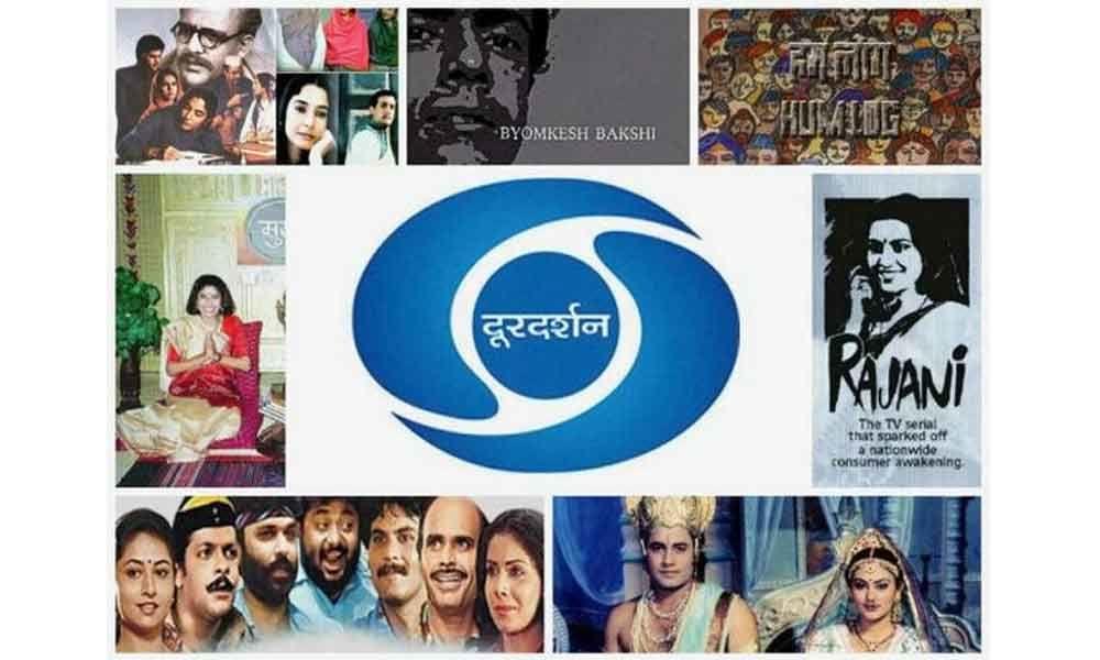 Doordarshan completes 60 glorious years, Twitter celebrates birthday