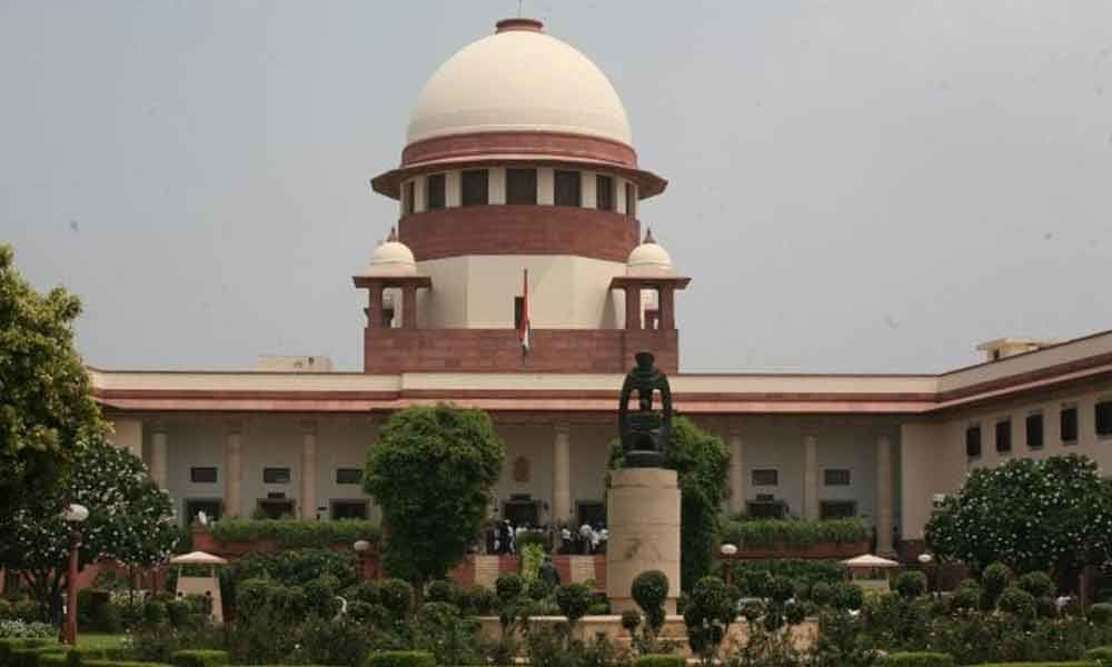 Rape, double murder convict : SC stays execution  till October 16