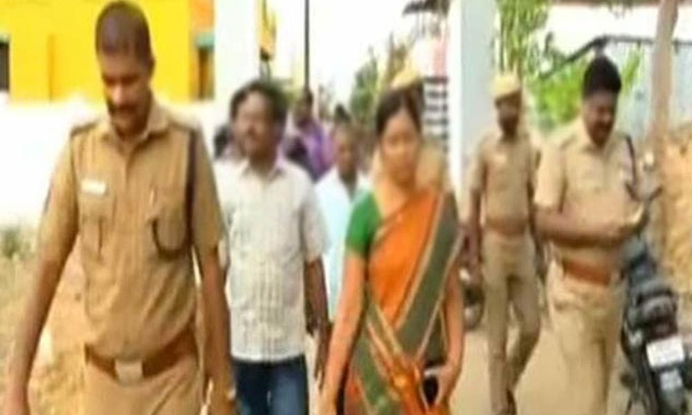 4 held including a woman for flesh trade in Madurai