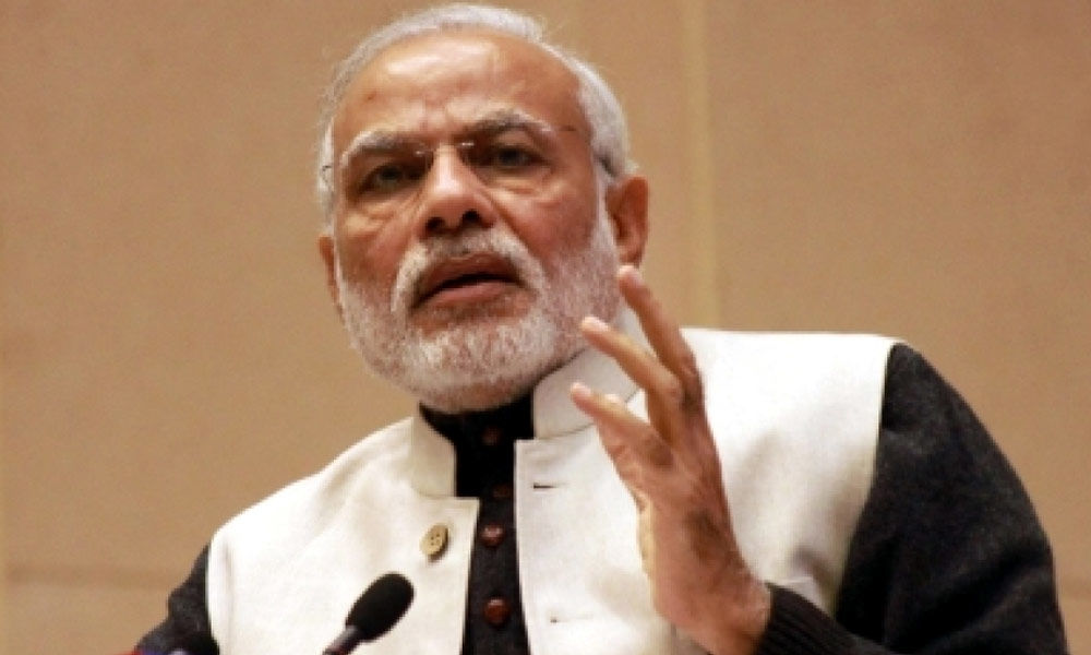 Oil deals on cards during PM Modi