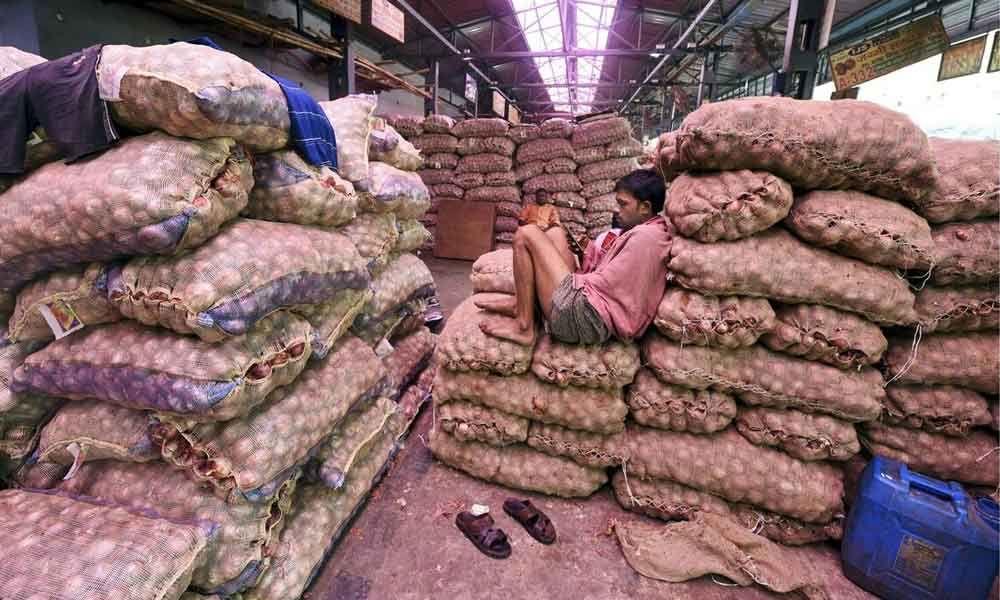 Onion prices skyrocket
