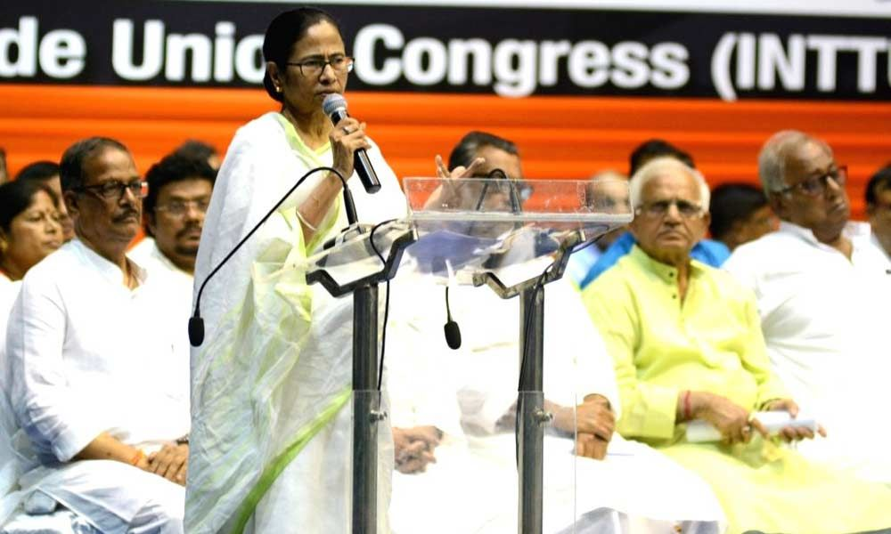 Six died in Bengal due to NRC panic, claims Mamata