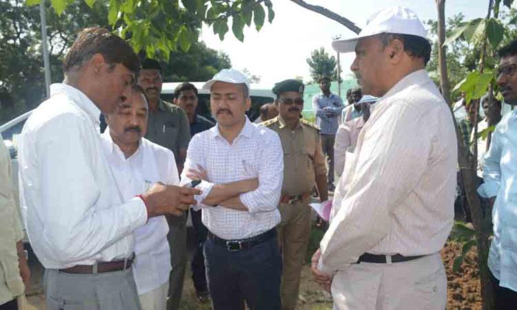 Urbanites to get parks in Warangal