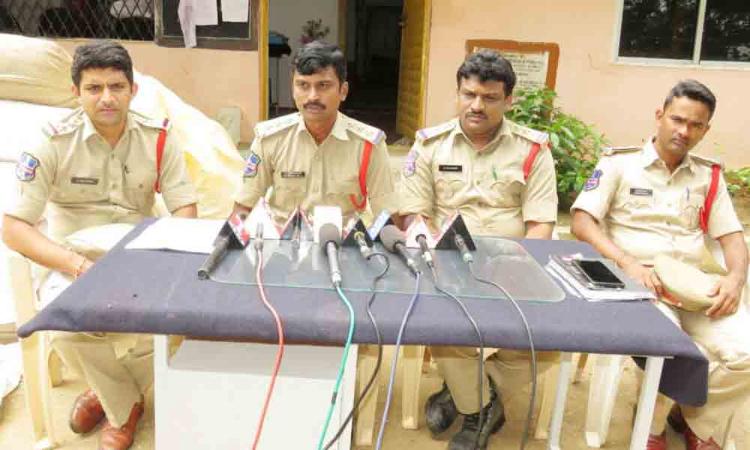 Gutka worth 7 lakh seized in Adilabad