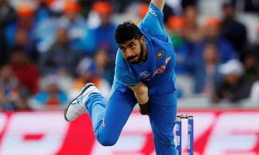 Stress fracture has got nothing to do with Bumrah