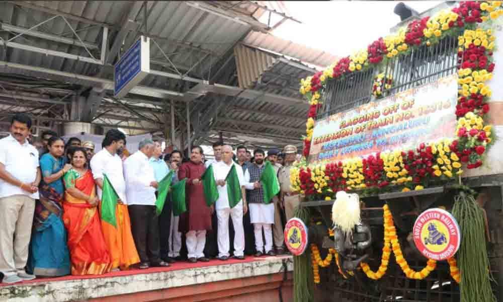 New train from Bengaluru to Thiruvananthapuram