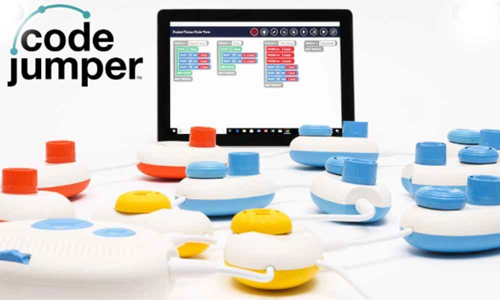 Code Jumper – Inspiring Visually Impaired Kids to Learn Coding
