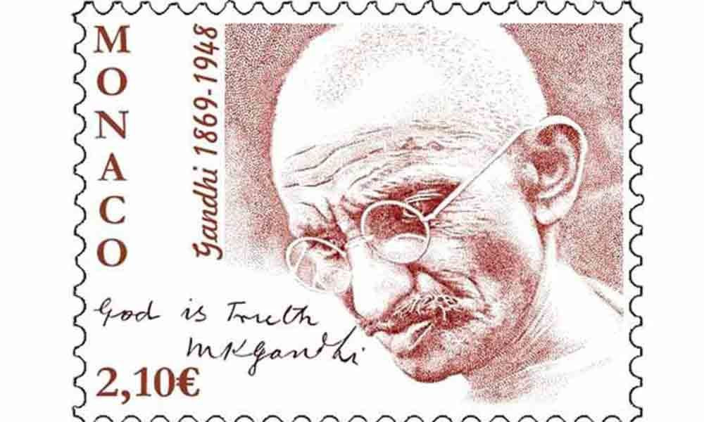 New Delhi: Monaco to launch Gandhi stamp