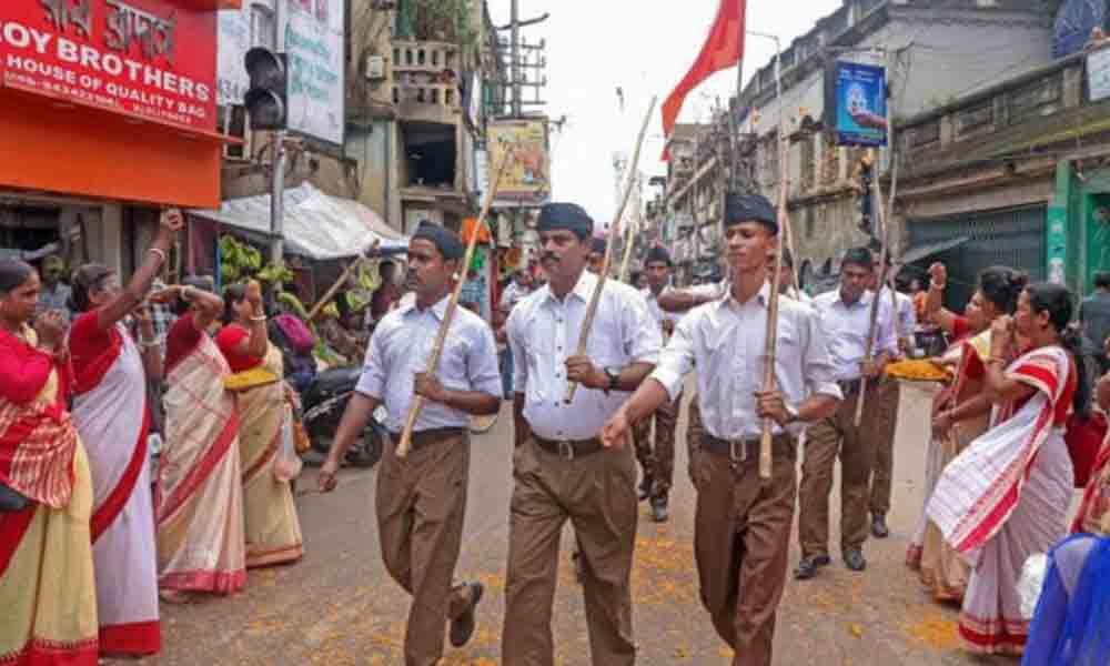 New Delhi: Senior RSS leader talks rape, live-in, feminism