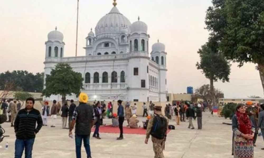 Passport necessary to visit Kartarpur shrine in Pakistan
