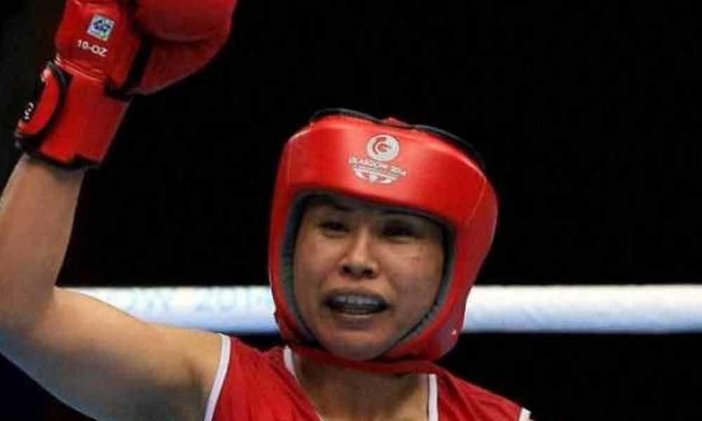 Boxer Sarita bows out, India endures winless day