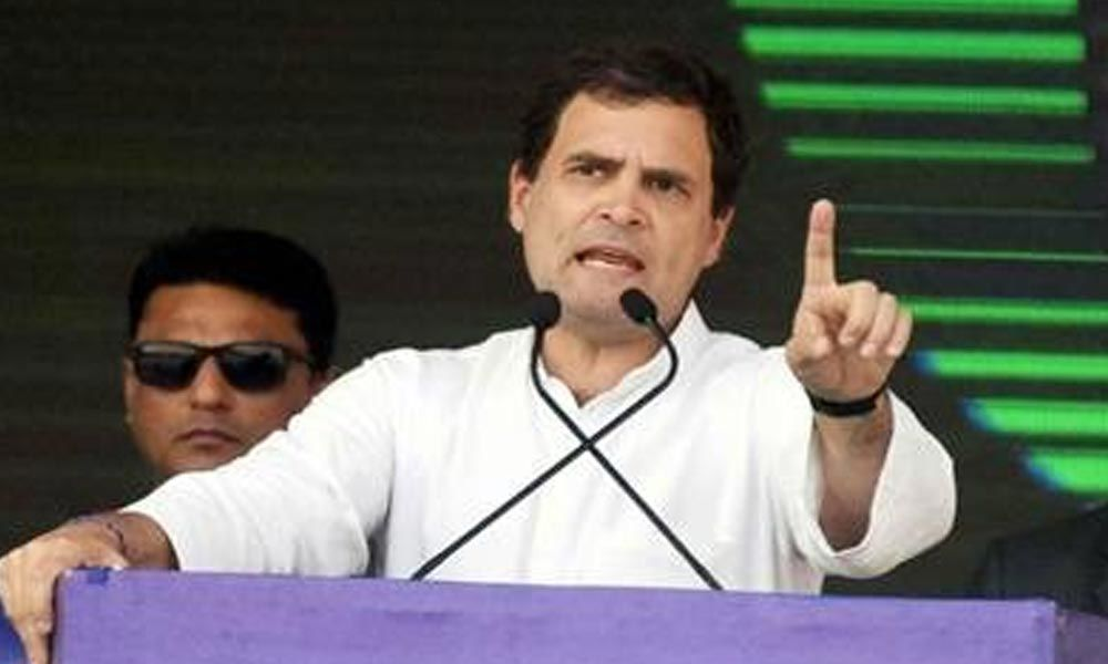 Rahul Gandhi pushed to sidelines in Congress?