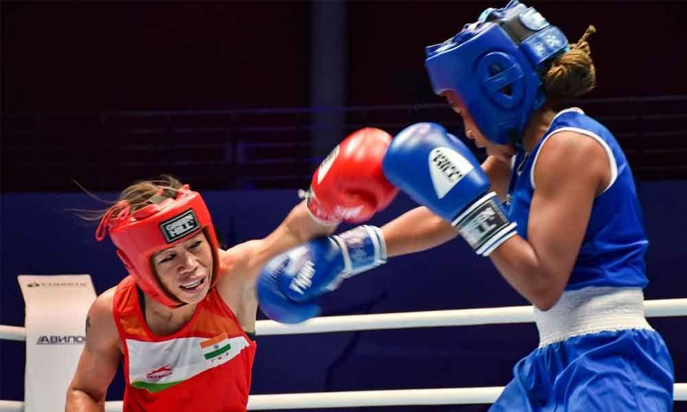 Kom assured of 8th World Championship medal