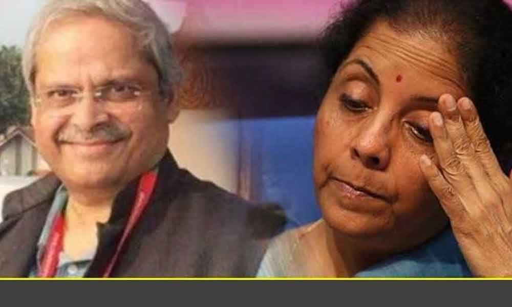 Adopt Rao-Singh eco model: Finance Minister