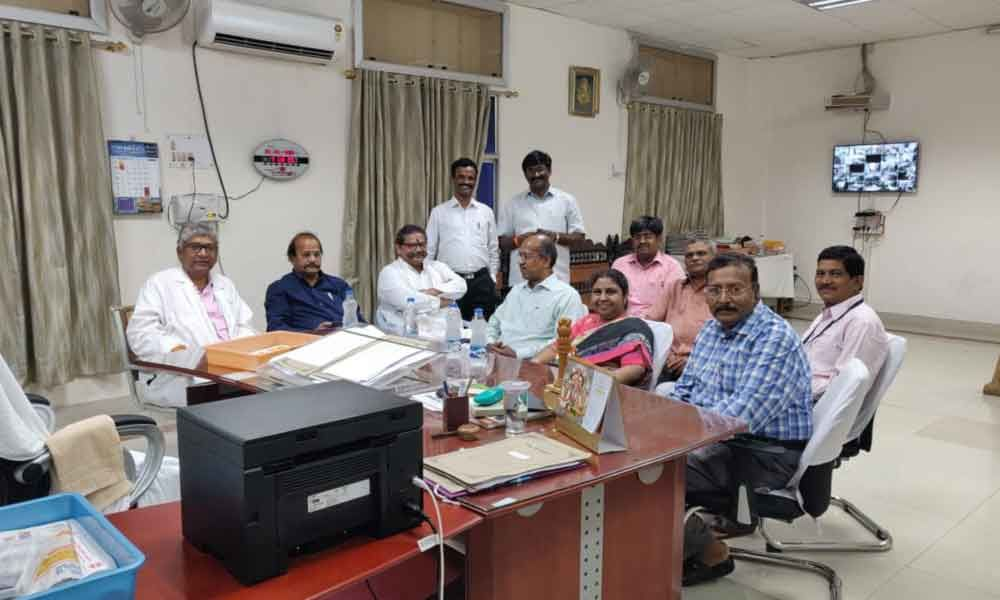 Tirupati: SVMC to implement Ayushman Bharat