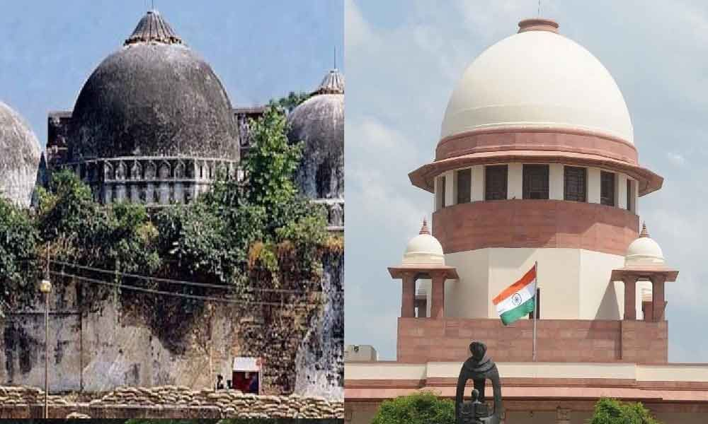 Ayodhya verdict After 40 days of hearing, Supreme Court reserves judgement