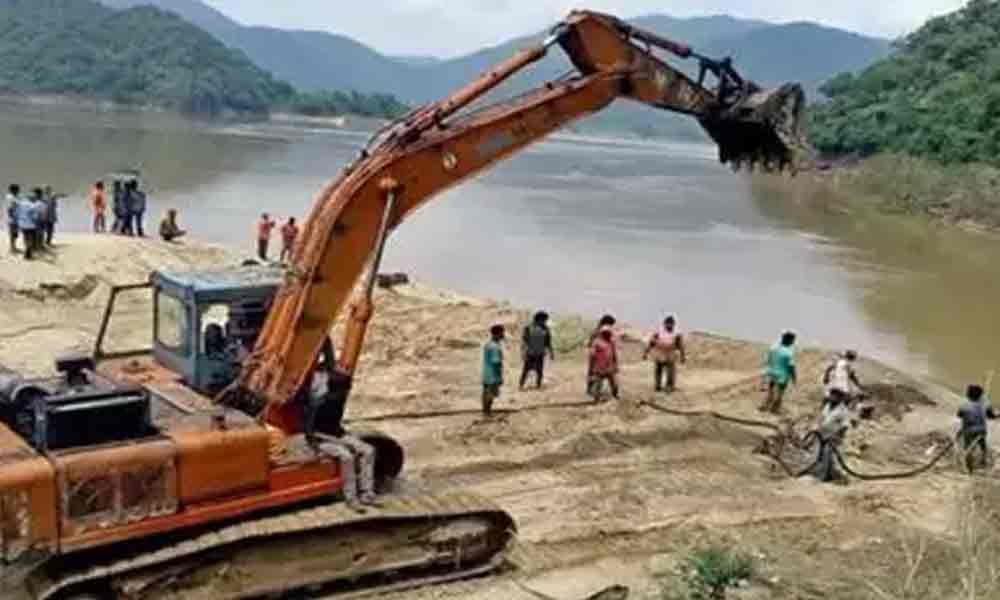 Government Orders Dharmadi Satyam Team To Halt Boat Extraction works: What