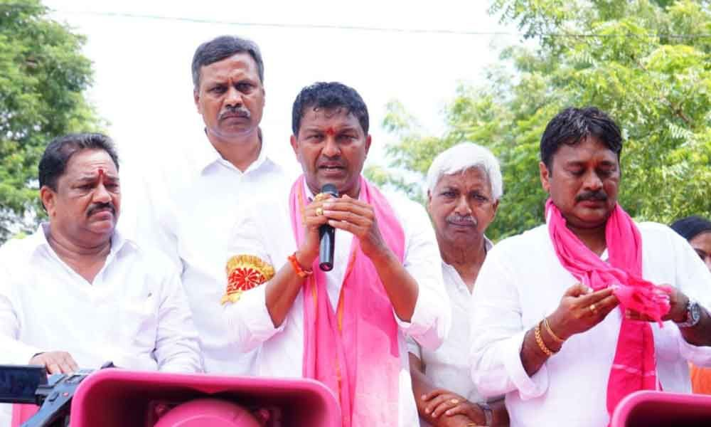 Huzurnagar: With campaign ending today, Saidi Reddy utters choicest of words to demean Uttam
