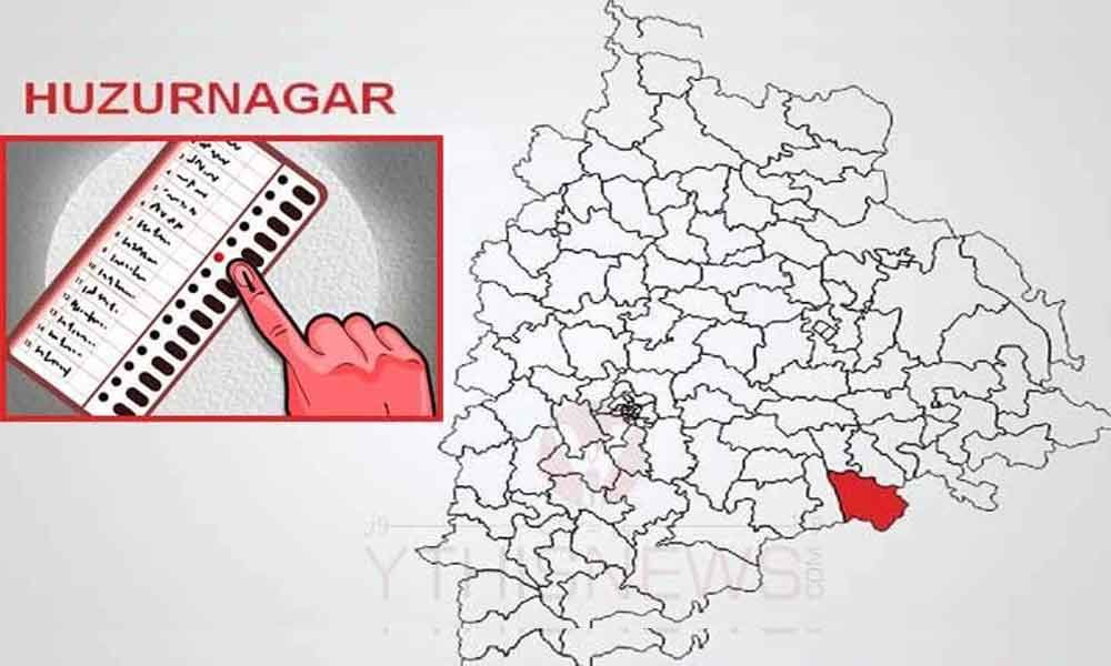 Huzurnagar bypoll Live Updates: Tight security deployed at polling centres