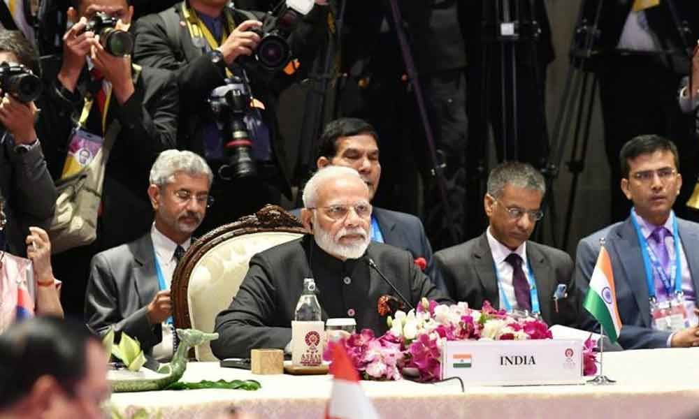 PM Modi favours expansion of ties between India and ASEAN