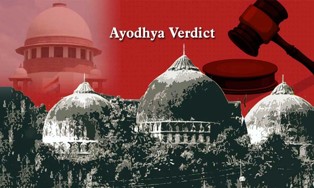 Top 10 things you should know about the Ayodhya Verdict