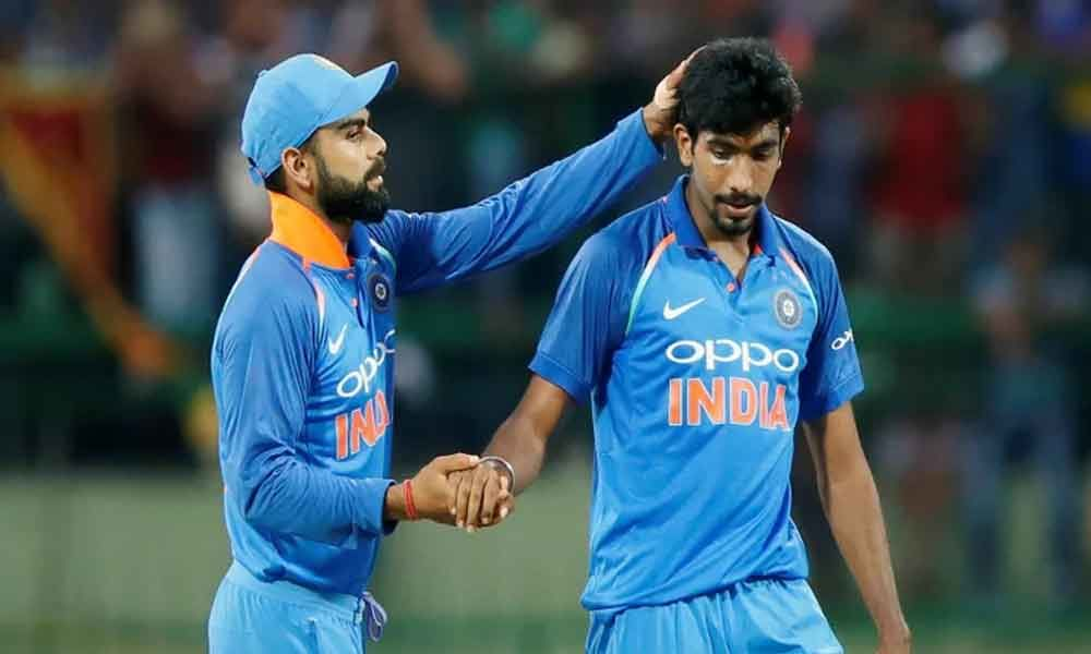 Kohli, Bumrah maintain top spots in ODI rankings