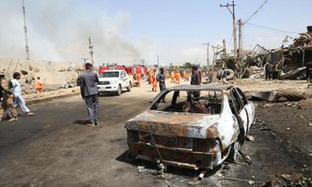 Kabul: Bomb explosion kills 7, injures several others