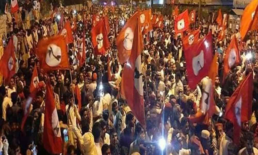 Sindhis in Pakistan hold freedom march demanding separate homeland