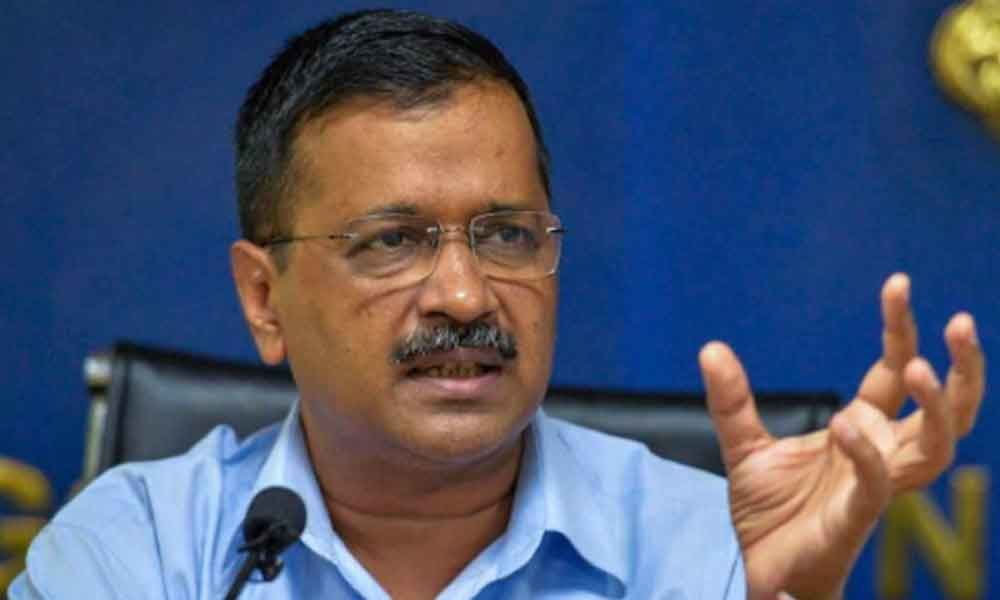 Delhi CM Arvind Kejriwal intent on registrations in unauthorized colonies