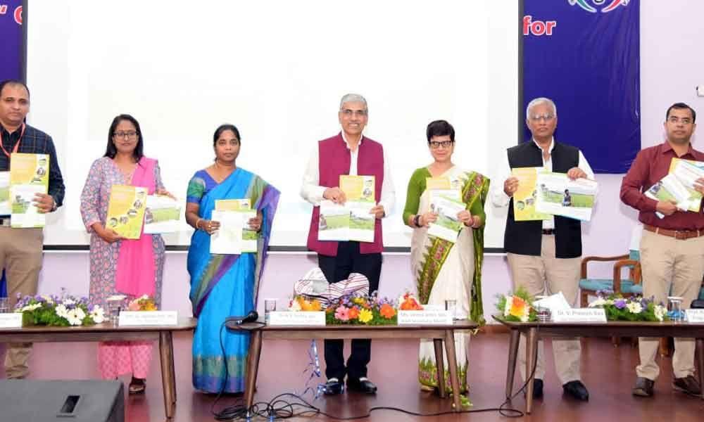 Rajendranagar: Meet on climate change impact on farming begins