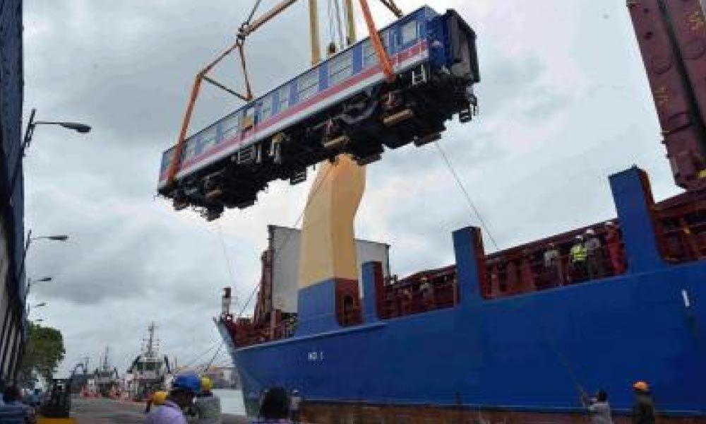 Sri Lanka to expedite development of ECT of Colombo Port