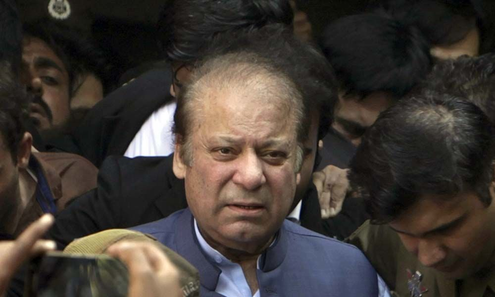 Former Pakistan PM Nawaz Sharif undergoes medical tests in London: Reports