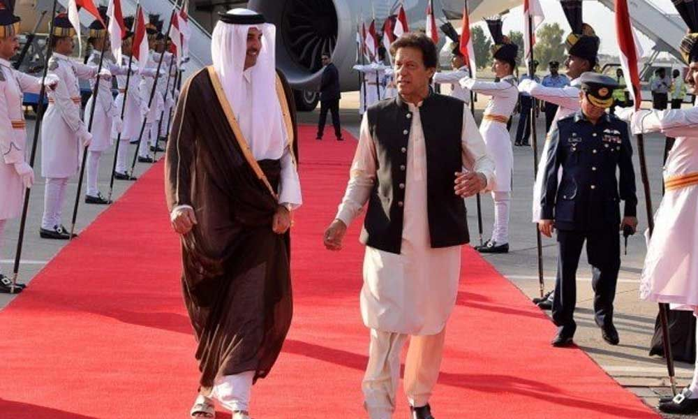 Pakistan, Qatar agree in principle on preferential, free trade agreement