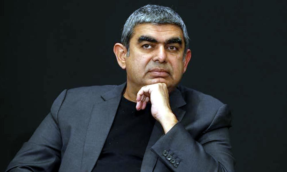 Ex-Infosys CEO Vishal Sikka joins Oracle