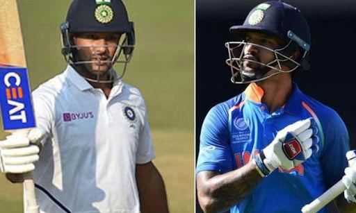 Mayank Agarwal replaces injured Shikhar Dhawan for West Indies ODIs