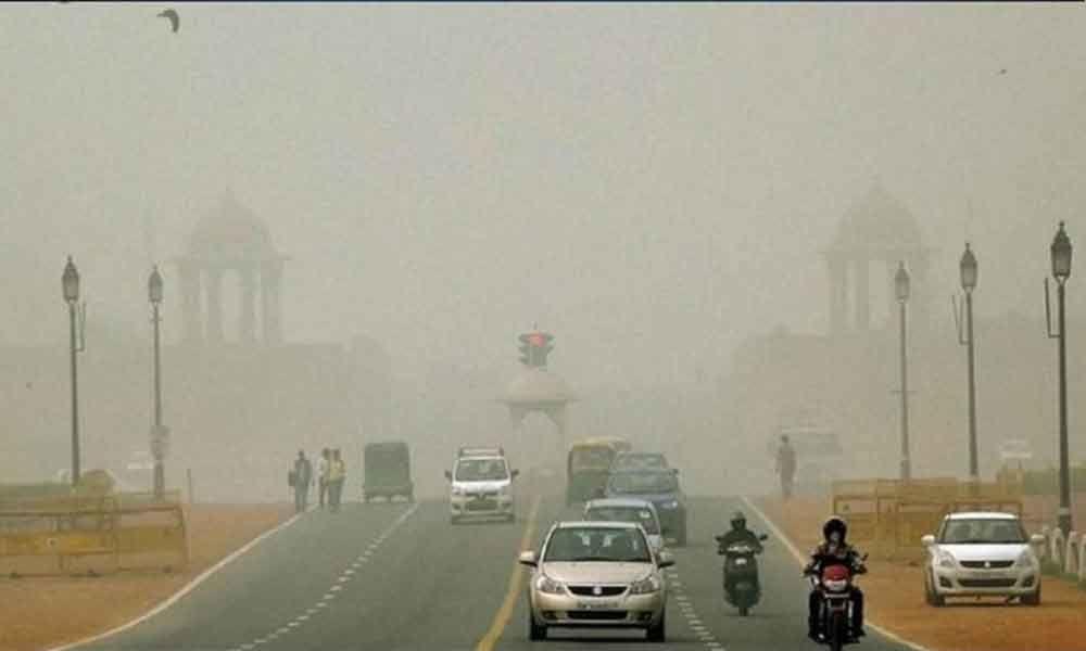 New Delhi: Air quality