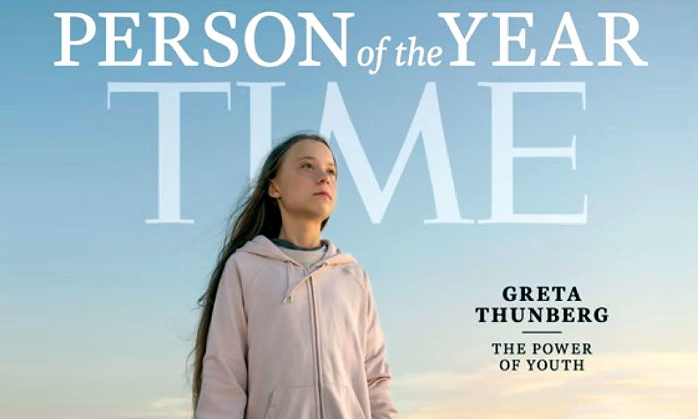 All you need to know about Greta Thunberg: Times Person of the Year 2019