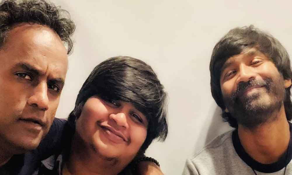 Dhanush D40 London Schedule Wrapped Up
