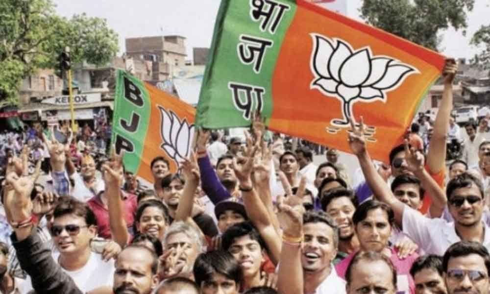 BJP may win 42 seats in Delhi if polls held now