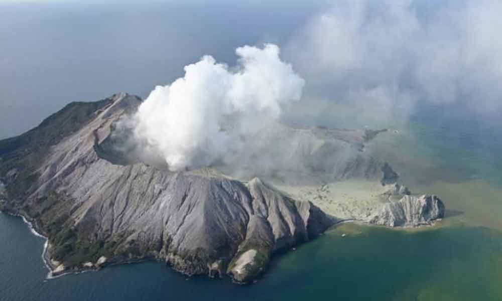 New Zealand volcano eruption death toll rises to 18 as body search continues