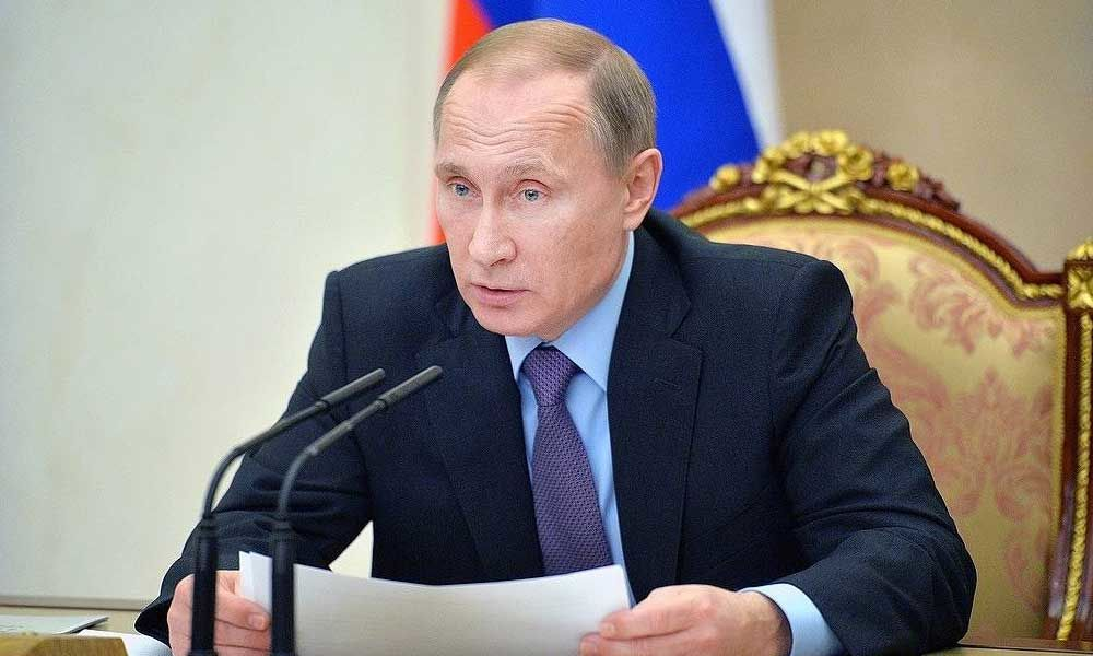Russian President Vladimir Putin to hold customary year-end presser