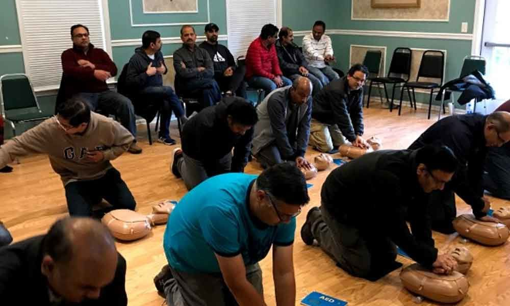 TANA conducts second CRP session in New Jersey