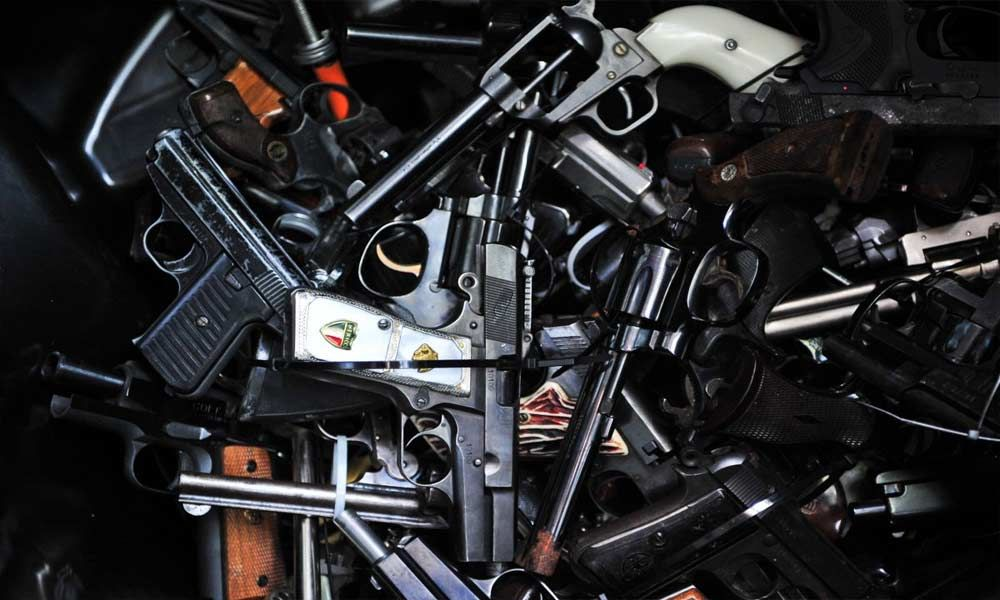 Over 56,000 guns collected in New Zealand buyback scheme