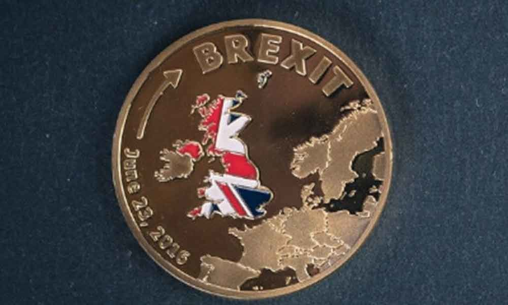 Brexit coins ordered again for new January 2020 deadline