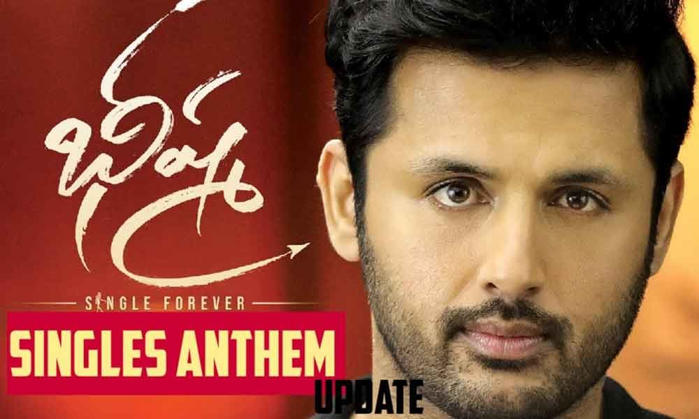 4 Hours To Go For Single S Anthem