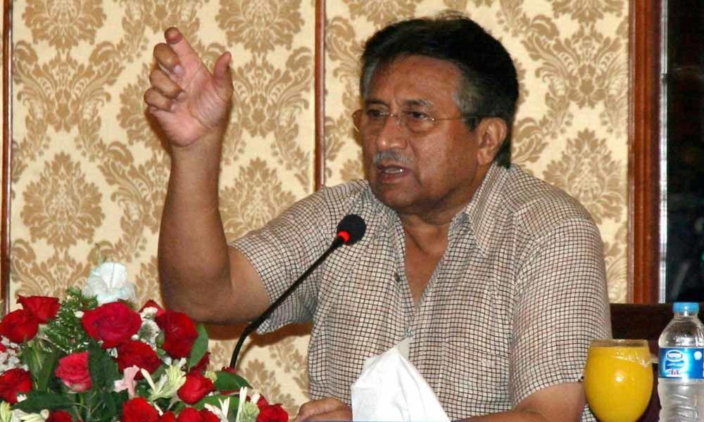 Musharraf files petition challenging high treason case verdict