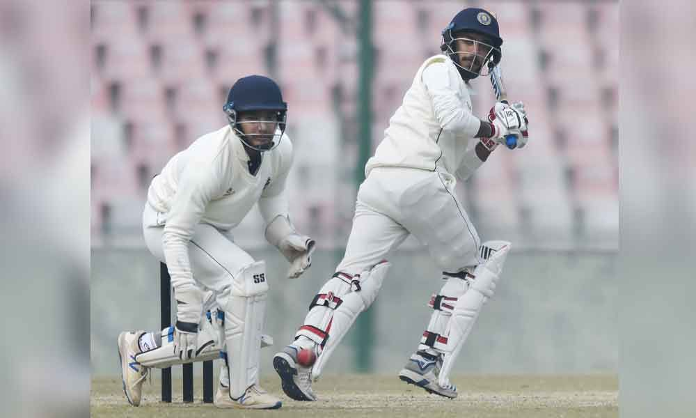 Ranji Trophy roung Up: Mumbai collapse to 10-wicket loss against Railways