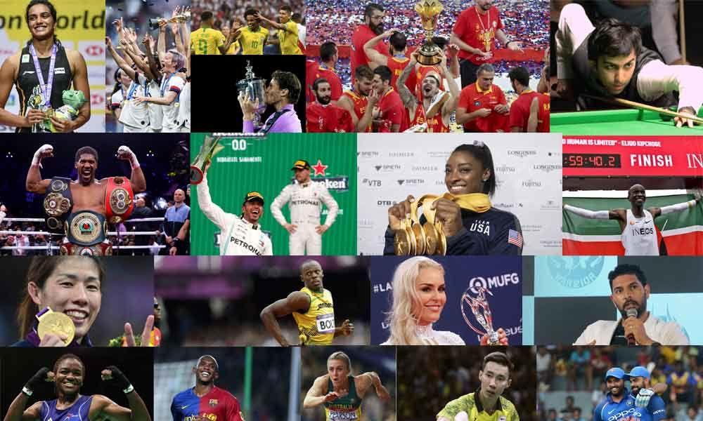 Sporting Highlights-2019